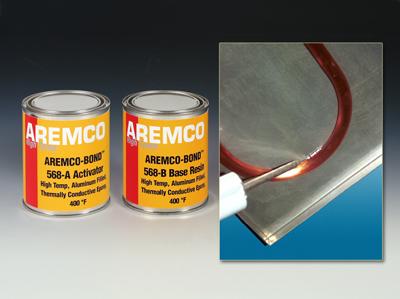 francoCorradi | High Temperature Ceramic Adhesives AREMCO